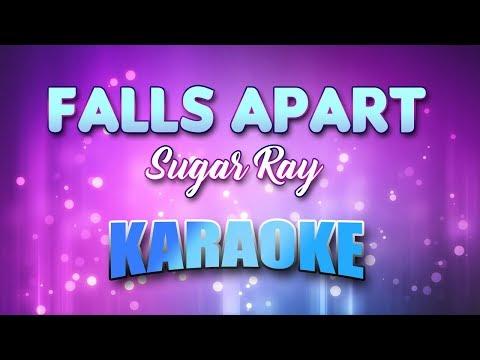 Sugar Ray - Falls Apart (Karaoke & Lyrics)