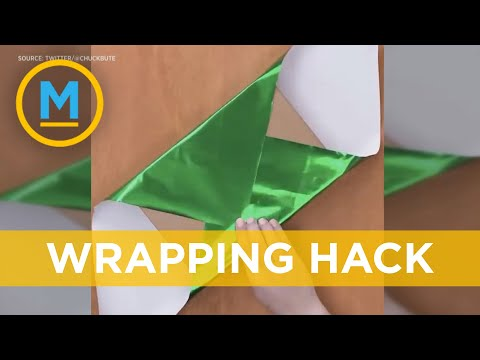 Curtis - Gift Wrapping Hack That Might Save Your Sanity This Holiday Season