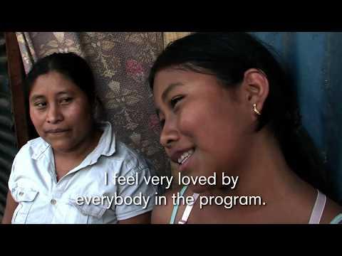 Helping Poor Girls In Guatemala