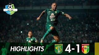 Download Video [HIGHLIGHTS] Persebaya vs Mitra Kukar   Liga 1 2018 MP3 3GP MP4