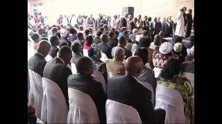 President Zuma attends commemoration of the 25th anniversary of the Samora Machel Tragedy