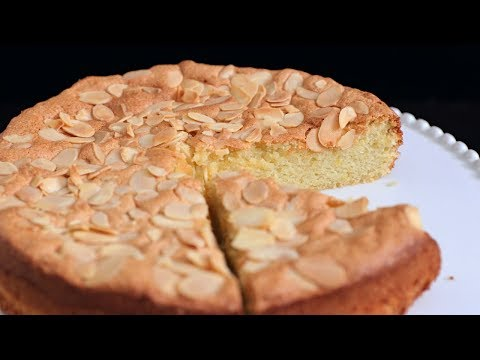Easy Flourless Almond Cake Recipe