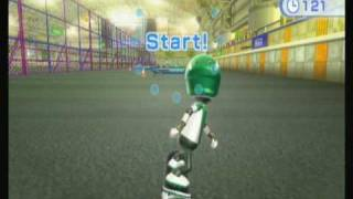 Wii Fit Plus - Advanced Skateboarding Gameplay