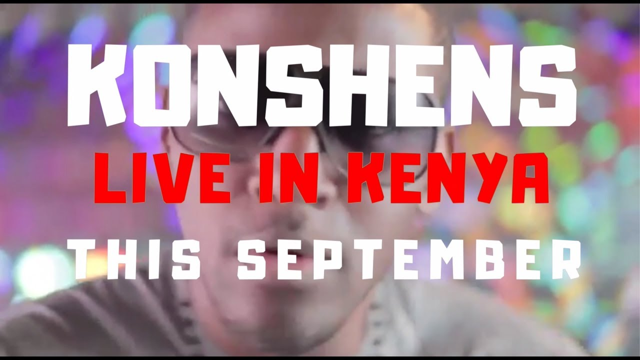 Jamaican Dancehall Star Konshens Back In Kenya For The Hype
