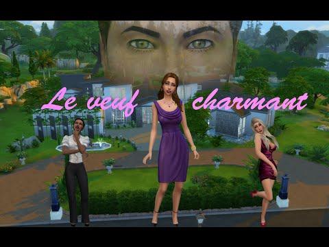 Le veuf charmant (film sims 4)