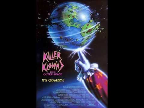 Killer Klowns From Outer Space (1988) - Original Theme By The Dickies