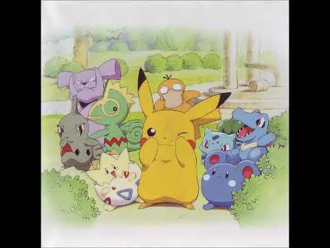 Pokémon - Der Film 4 OST: 02 Pikachu's Coming (Karaoke-Version)