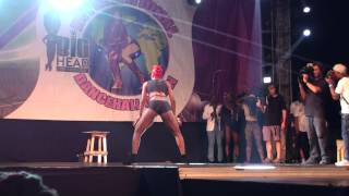 Round 1 - International Dancehall Queesn 2014 - Jamaica - WINNER