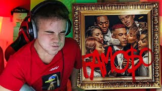 "REACTION ""FAMO$O"" - SFERA EBBASTA"