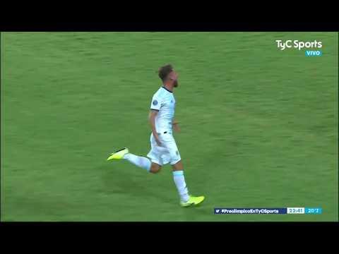 Alexis Mac Allister - Gol Sub 23 - Argentina Colombia