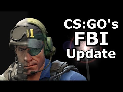 CS:GO's FBI Update - October 2018