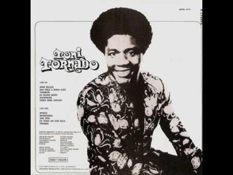 Toni Tornado - Sou negro (Im black)