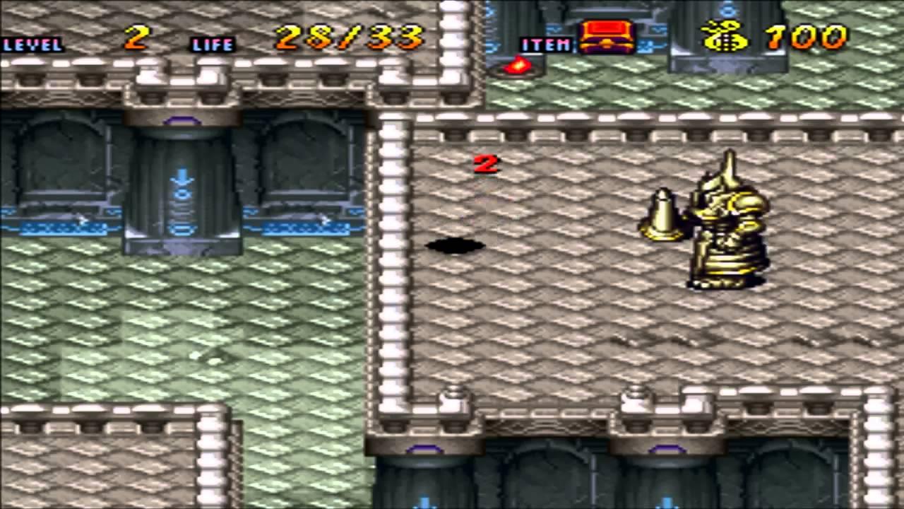 Top 10 Japanese-Only Super Nintendo (Super Famicom) Games