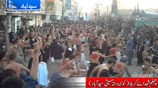 Chehlum 2013 Quetta Syed Abad HD