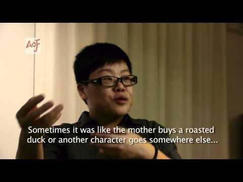 Yeh Jufeng Interview: Working with Director Tsai Ming-Liang (The Wayward Cloud 2005, Beautiful 2012)