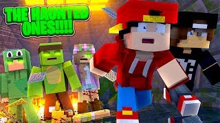 Minecraft Adventure - THE HAUNTED LITTLE CLUB!!!