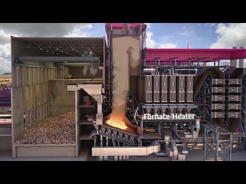 voxelstudios -- Waste to Energy Plant in Mexico