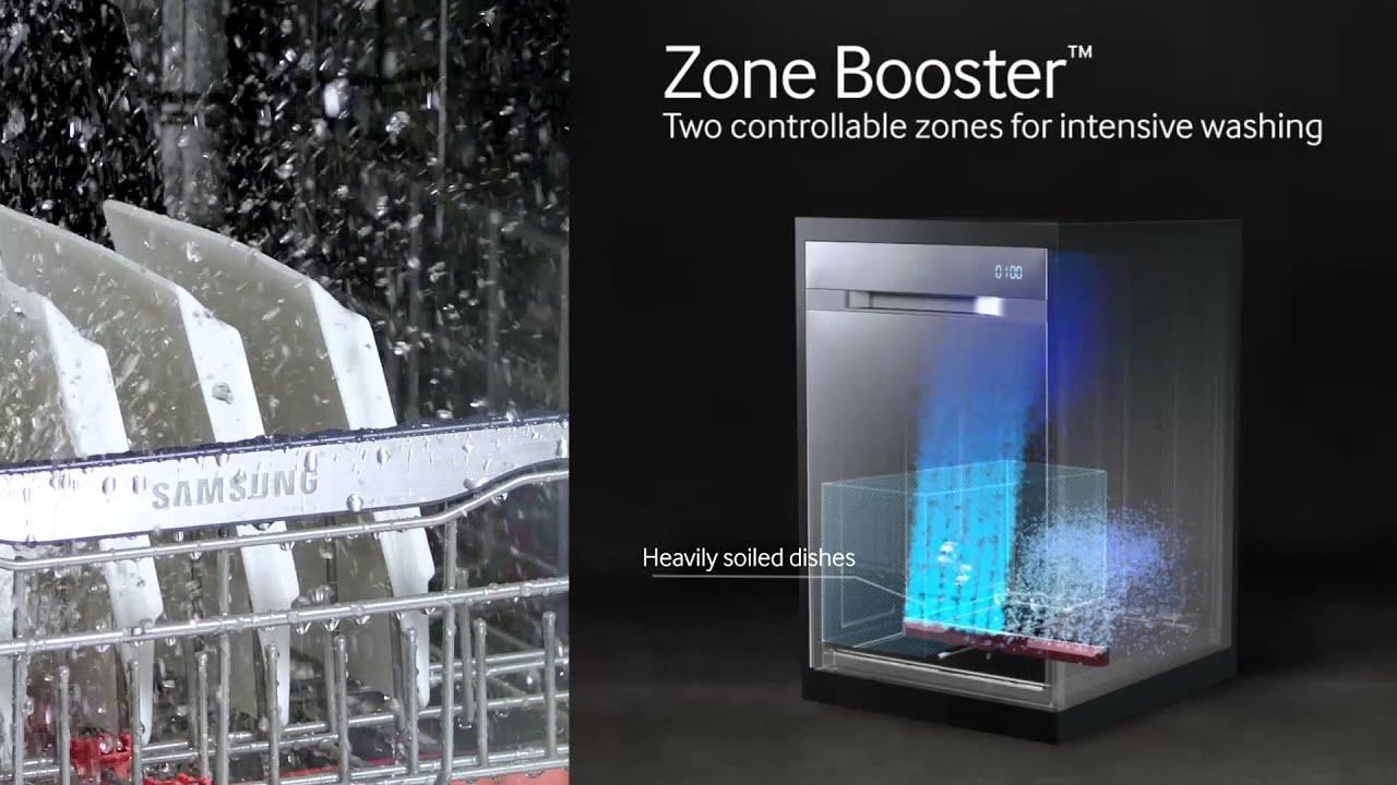 Samsung WaterWall Dishwashers  YouTube