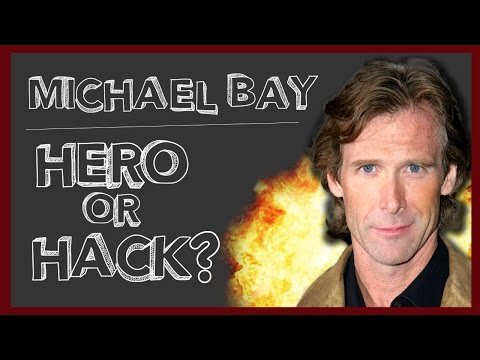 6 Reasons You have to respect Michael Bay!!!!!!!!!!!!!!! - Film School'D