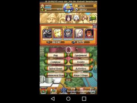 The Ninja The Chakra Awakens: How to increase village power