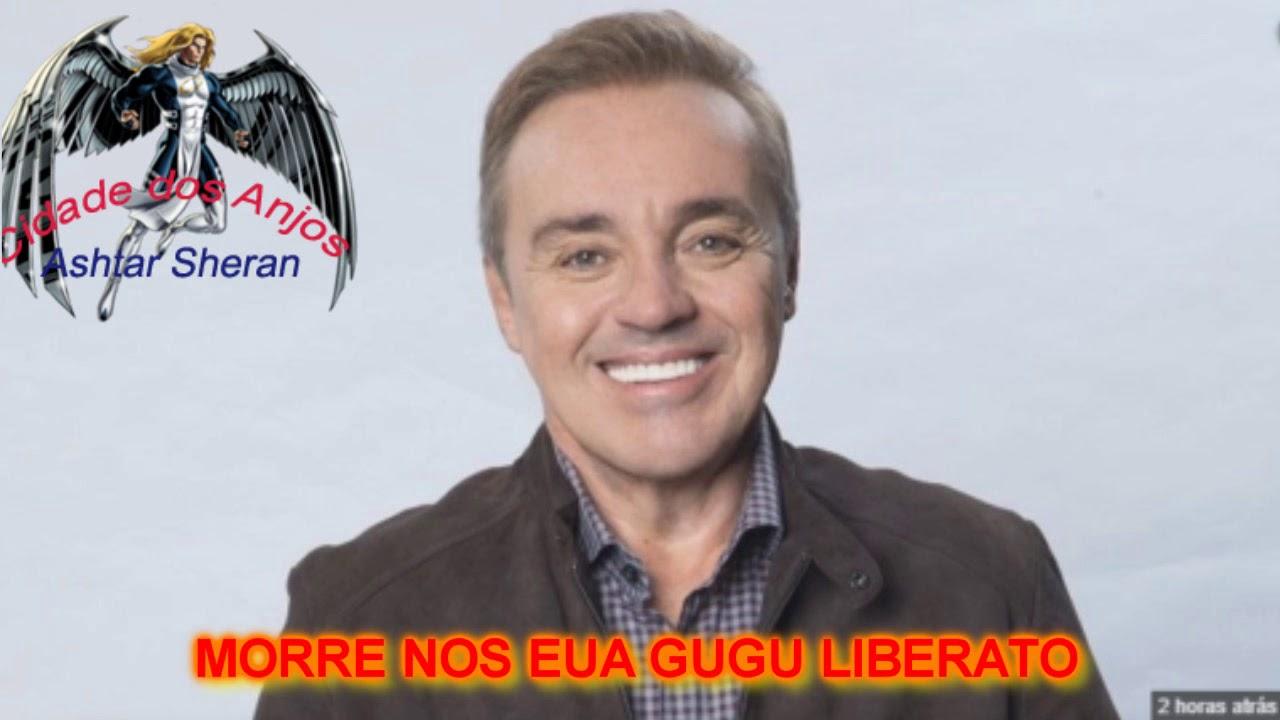 URGENTE! GUGU LIBERATO MORRE NOS EUA! CONFIRMADO