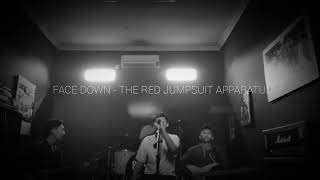 The Red Jumpsuit Apparatus - face down (COVER)