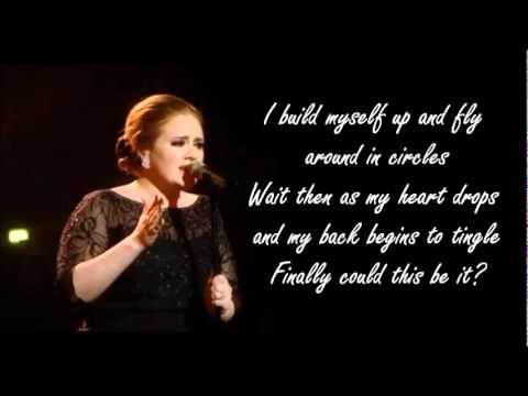 Chasing Pavements lyrics by Adele, 20 meanings, official ...