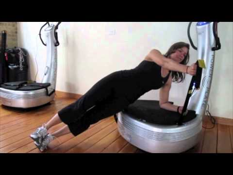 power plate exercise weight loss fitness youtube. Black Bedroom Furniture Sets. Home Design Ideas