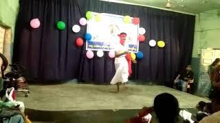 Erra chira katukuna pilla song dance performance
