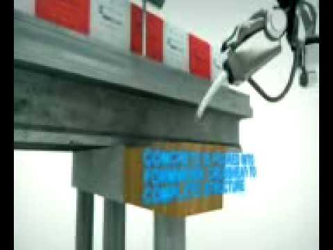 Penang Bridge animation