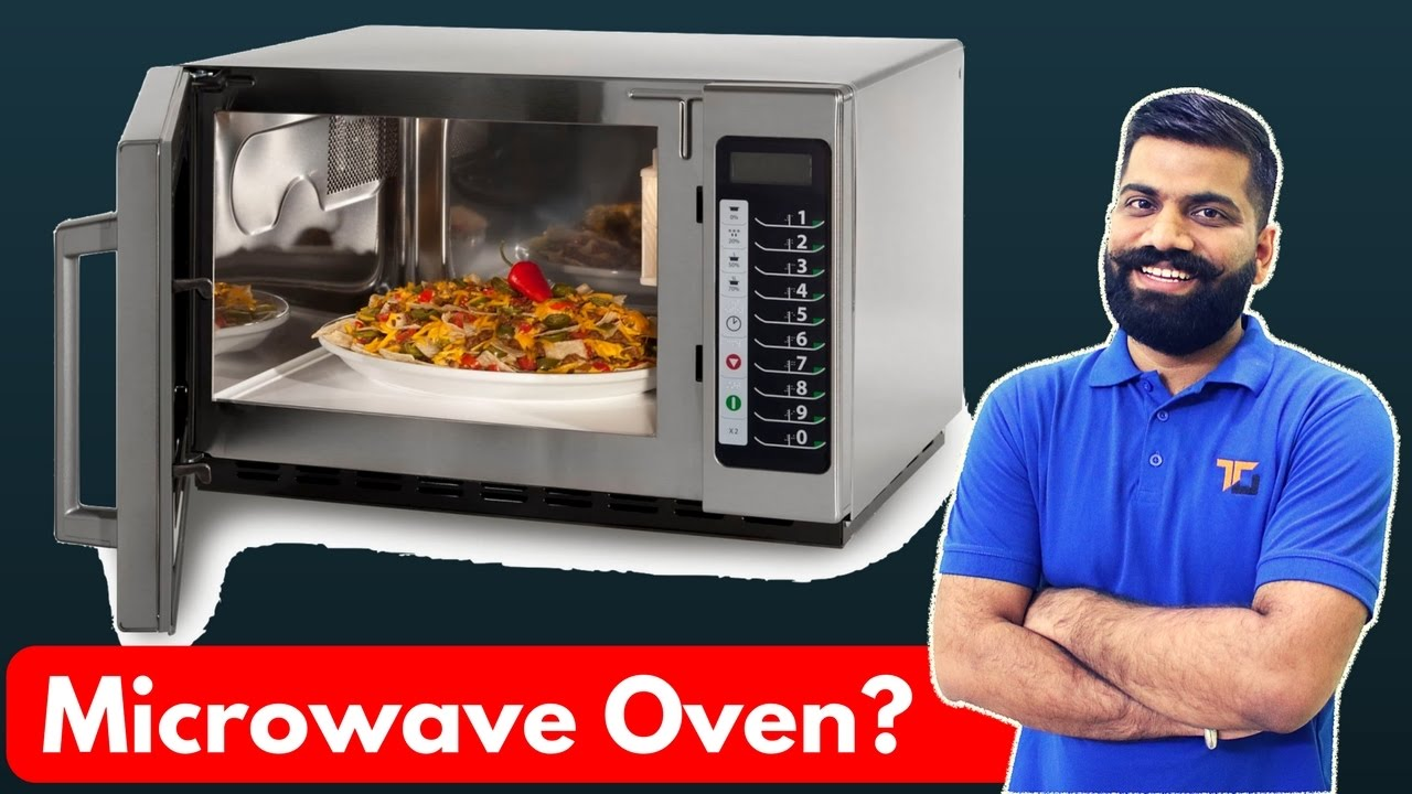 How Do Microwave Ovens Work Are Microwaves Safe