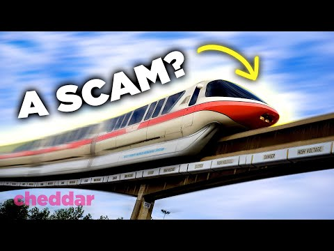 Why The Monorail Keeps Failing - Cheddar Explains