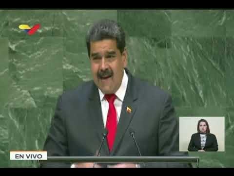 Nicolás Maduro, discurso completo en la 73° Asamblea General de la ONU