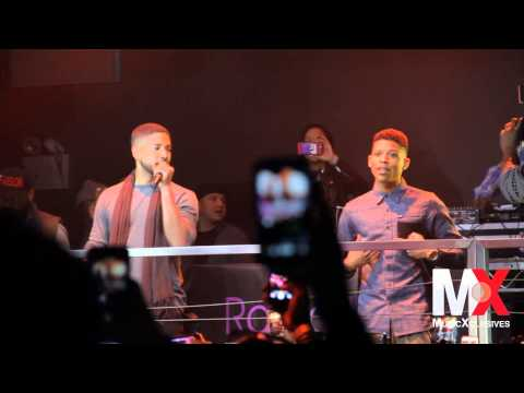 "Jussie Smollett And Yazz Perform ""You're So Beautiful"" At EMPIRE Album Release Party In NYC"