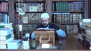 Mahmut Ay Hoca ile Kelam Dersleri-Sabuni Kifaye(17.Ders/Ru'yetullah)