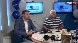 10-летний юбилей радио Baltkom: Андрис Берзиньш и Андрей Клементьев #MIXTV
