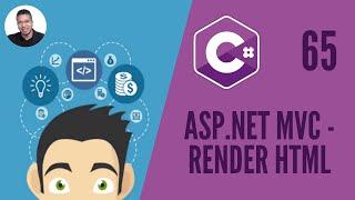 ASP.Net MVC - Render HTML - torne-se um programador