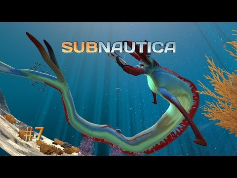 Subnautica H2.0 #7 - There is not enough NOPES! NOPE!