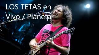 Los tetas - Planeta (en vivo)