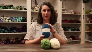 Rowan Pure Wool Superwash Worsted Yarn Review