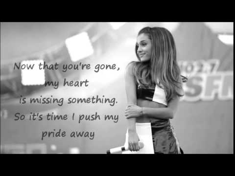 Ariana Grande  My Everything  Lyrics  iHeartRadio Concert Stream