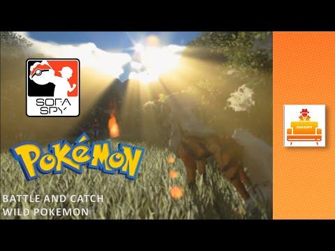 Pokemon Game Trailer -  Wii U - Fan Made