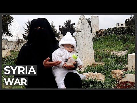Syria War: Idlib Residents Struggle With Daily Life