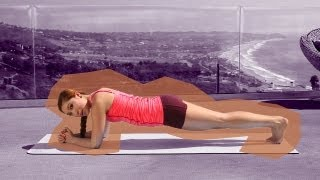 Plank-a-Thon Pilates Workout | Pilates Bootcamp With Cassey Ho