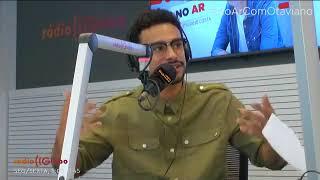 Sergio Malheiros participou do programa de Radio