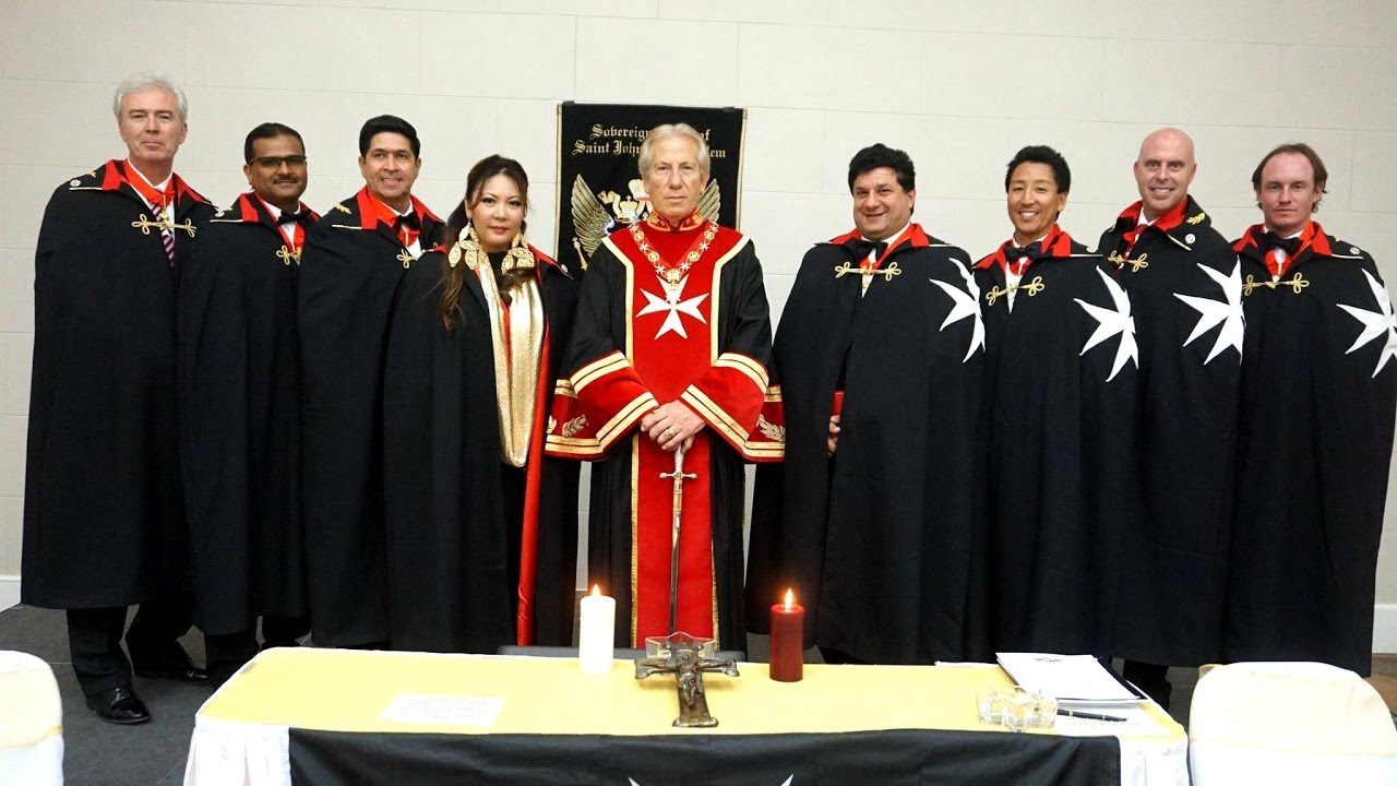 osj knights of malta investiture of knights dames trailer youtube. Black Bedroom Furniture Sets. Home Design Ideas
