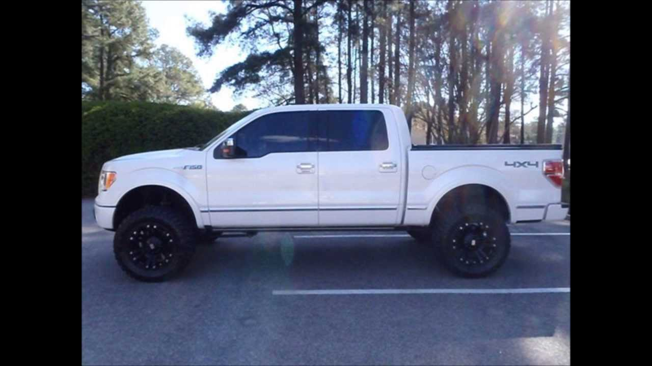 2015 F150 Lifted >> 2010 Ford F-150 Platinum 4x4 Lifted Truck For Sale - YouTube