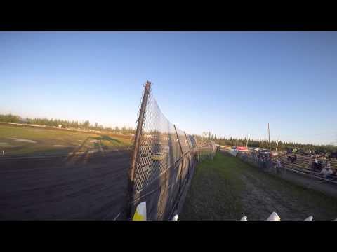 Dollar Stock Class - Mitchell Raceway - Flagman POV