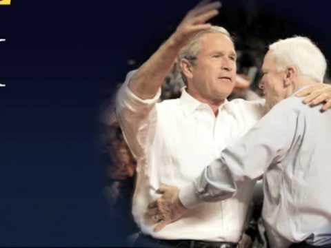 McCain: McSame as Bush