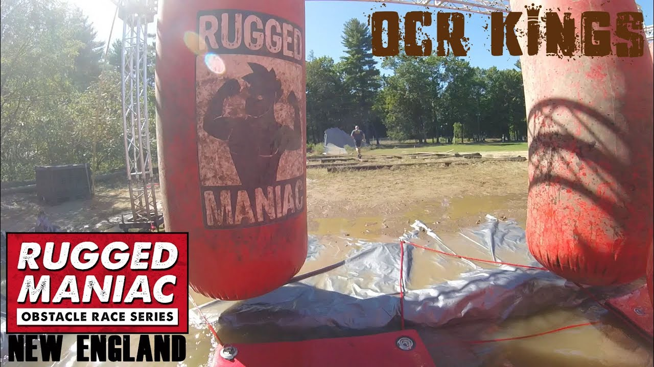 Rugged Maniac 2017 All Obstacles Youtube